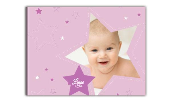 Baby Fotobuch 400x300