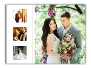 Hochzeitsfotobuch 400x300 mm