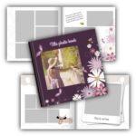 Fotobuch quadratisch Design