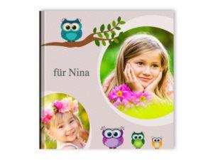 Kinder Fotobücher