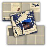 Ferien Fotobuch quadratisch
