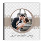 Hochzeitsfotobuch quadratisch 300x300